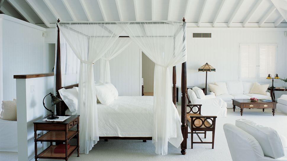 White Bedroom Idea