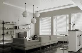 White Living Room
