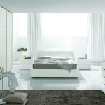 White Modern Bedding