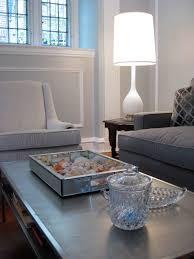 White Living Room Lamps
