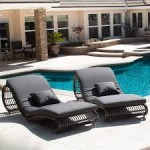 Wicker Lounge Chairs