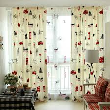 Window Door Curtains