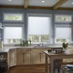 Kitchen Window Roller Shades