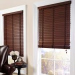 Wood Mini Blinds