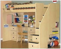 wood bunk bed with desk. Perfect With Wooden Bunk Beds With Desk On Wood Bed With K