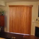 Wooden Vertical Blinds