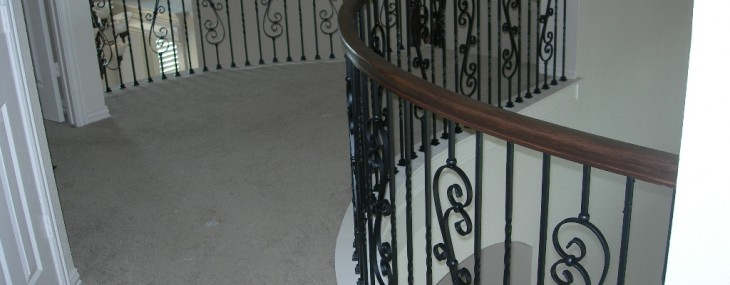 Wrought Iron Balusters Qnud
