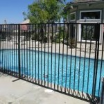 Wrought Iron Fence Ideas