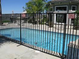 Wrought Iron Fence Ideas