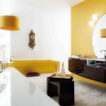 Yellow Bathroom Ideas